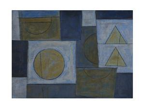 Uctio No.10 Lamorna, 2002 by Peter McClure