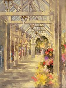 Arcade, Southport by Peter Miller