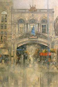 Burlington Arcade by Peter Miller