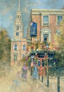 Crown Tavern, Clerkenwell, 2000 by Peter Miller