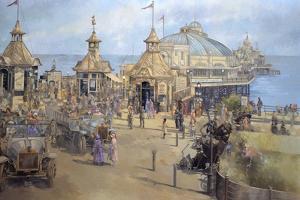 Eastbourne, 1925 by Peter Miller