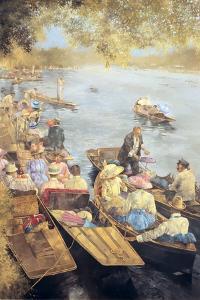 Elegant Henley, 1911 by Peter Miller