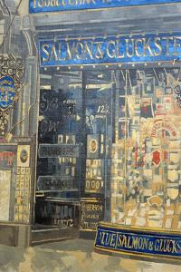 Salmon and Gluckstein, Oxford Street by Peter Miller