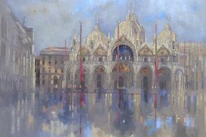 St. Mark's, Venice by Peter Miller