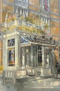 The Connaught Hotel, London by Peter Miller