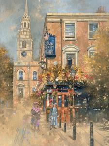 The Crown Tavern - Clerkenwell by Peter Miller