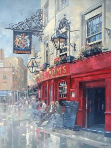 The Kings Arms, Shepherd Market, London by Peter Miller
