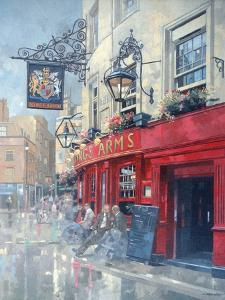 The Kings Arms, Shepherd Market, London by Peter Miller