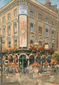 The Rising Sun, Marylebone by Peter Miller