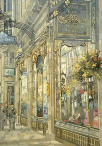 The Savoy Taylors Guild - the Strand by Peter Miller