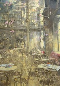 The Vienna Cafe, Oxford Street by Peter Miller