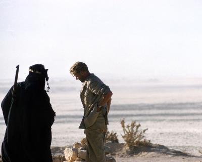 Peter O'Toole, Lawrence of Arabia (1962)--Photo