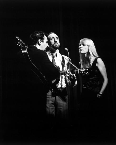 Peter, Paul and Mary--Photo