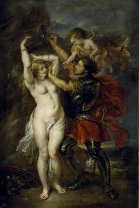 Andromeda Freed by Perseus, 1641-1642 by Peter Paul Rubens