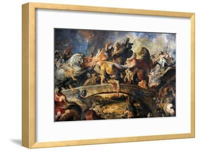 Battle of the Amazons, 1616-1618
