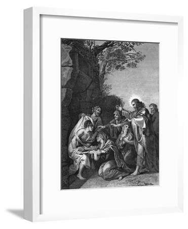 Christ Raising Lazarus, 1814