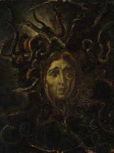 Das Haupt Der Medusa by Peter Paul Rubens