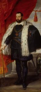Francesco I de' Medici by Peter Paul Rubens