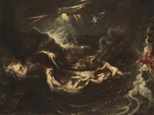 Hero and Leander, c.1604 by Peter Paul Rubens
