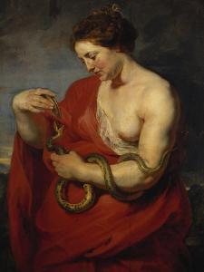 Hygieia, um 1615 by Peter Paul Rubens