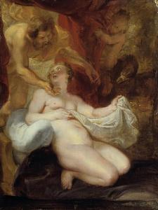 Jupiter and Danae, 17th Century by Peter Paul Rubens