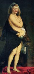 La Petite Pelisse by Peter Paul Rubens