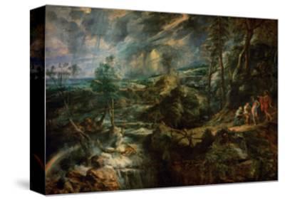 Landscape with Philemon and Baucis C.1625