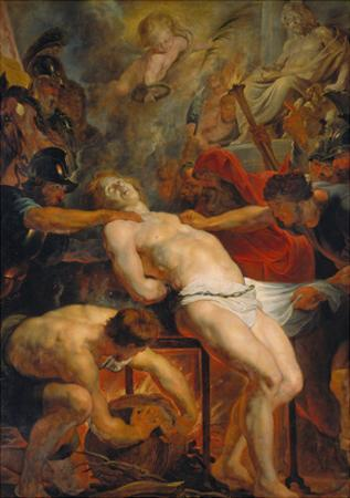 Martyrdom of St. Laurence, about 1615