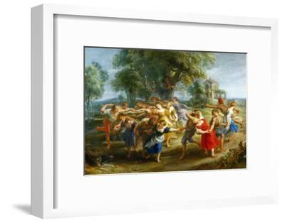 Peasants' Dance, circa 1630