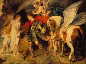 Perseus Und Andromeda, 1620/1621 by Peter Paul Rubens