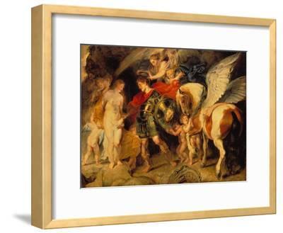Perseus Und Andromeda, 1620/1621
