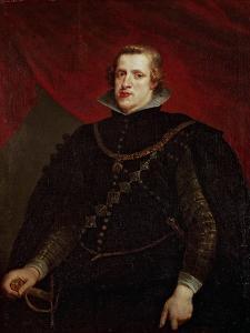Philip IV of Spain by Peter Paul Rubens