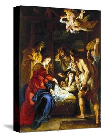 Rubens: Adoration, C1608