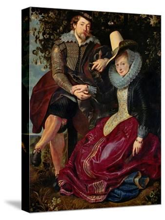 Rubens and His Wife Isabella Brant in the Honeysuckle