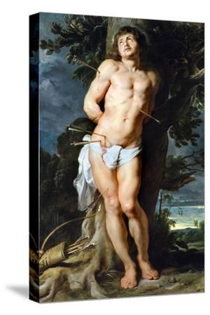 Saint Sebastian, C. 1618