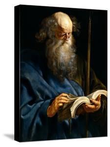 Saint Thomas, 1610-1612 by Peter Paul Rubens