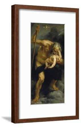 Saturn Devouring His Son, 1636-1638