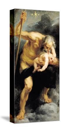 Saturn Devouring His Son, 1636
