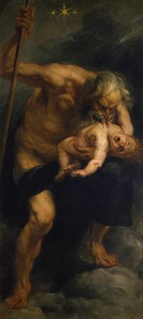 Saturn Verschlingt Eines Seiner Kinder, 1636/1638