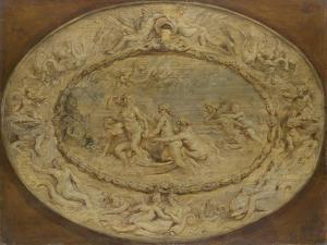 The Birth of Venus, Ca 1632-1633 by Peter Paul Rubens