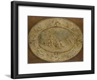 The Birth of Venus, Ca 1632-1633