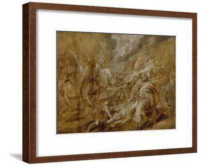 The Conversion of St Paul, C. 1616 - 1620