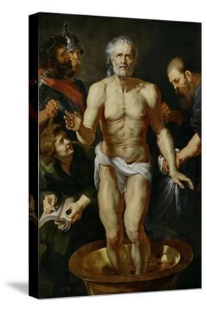 The Death of Seneca, 1612-1615