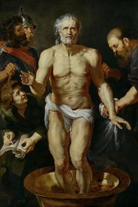 The Death of Seneca, 1612-1615 by Peter Paul Rubens