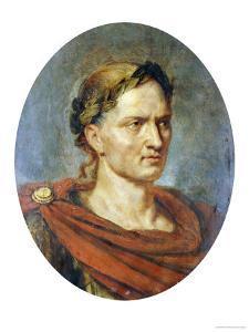 The Emperor Julius Caesar by Peter Paul Rubens
