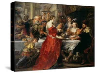 The Feast of Herod, 1633 or C.1637-38