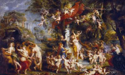The Feast of Venus, after 1635
