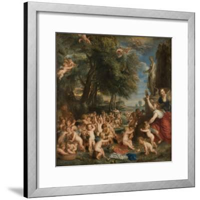The Feast of Venus (The Festival of Venus Verticordi)