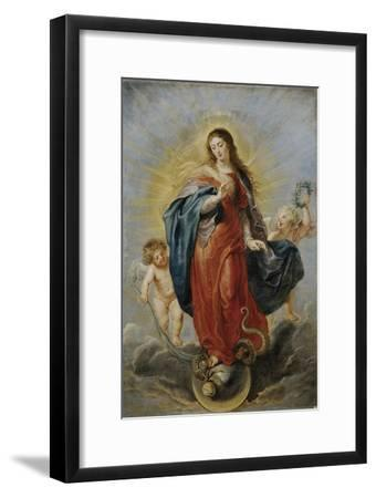 The Immaculate Conception, Ca. 1628-1629