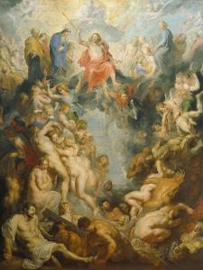 The Large Last Judgement, 1617 by Peter Paul Rubens